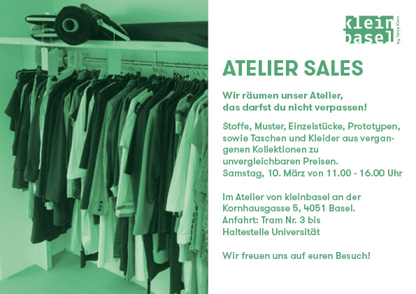 Ateliersale Basel 2018 A5