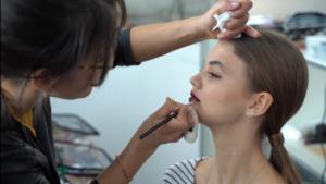 Making of Fashion Photoshooting kleinbasel by Tanja Klein