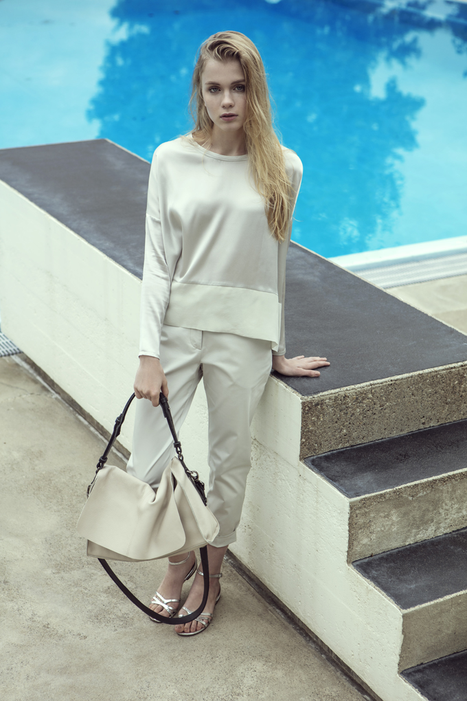 "kleinbasel by Tanja Klein, Spring Summer 2017 Collection ""Swimming Pool"""